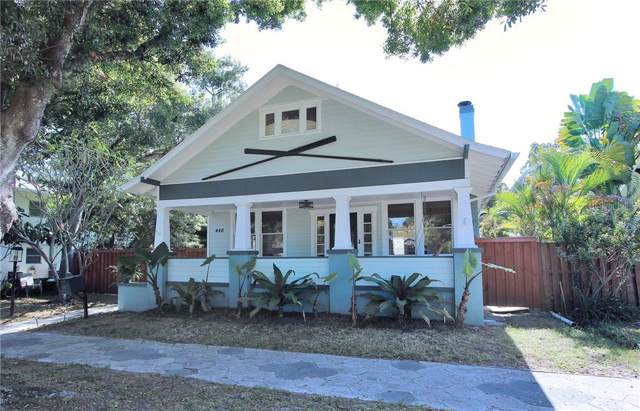446 12TH Avenue NE, St Petersburg, FL 33701 (MLS #U8066960) :: The Duncan Duo Team