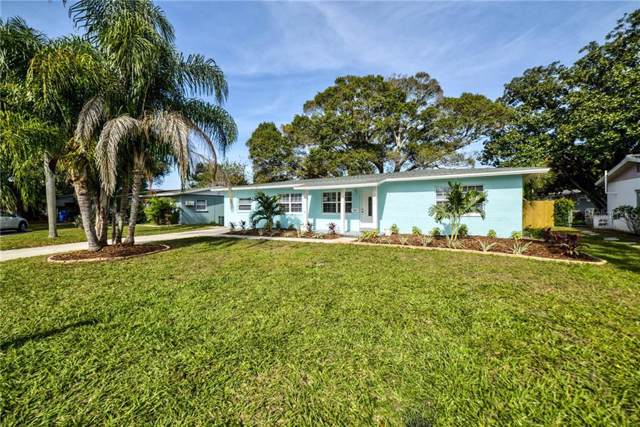 5375 16TH Avenue N, St Petersburg, FL 33710 (MLS #U8067067) :: The Duncan Duo Team