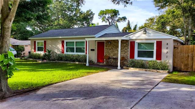 8031 36TH Avenue N, St Petersburg, FL 33710 (MLS #U8067092) :: The Duncan Duo Team