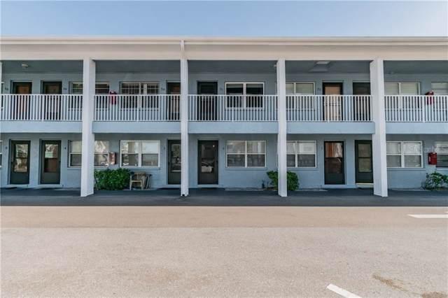 8475 W Gulf Boulevard #6, Treasure Island, FL 33706 (MLS #U8067106) :: Baird Realty Group