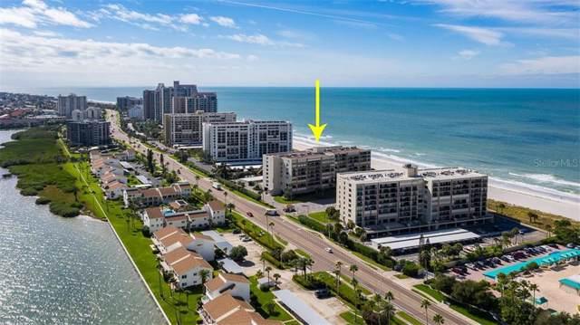 1430 Gulf Boulevard #502, Clearwater, FL 33767 (MLS #U8067186) :: Team Suzy Kolaz