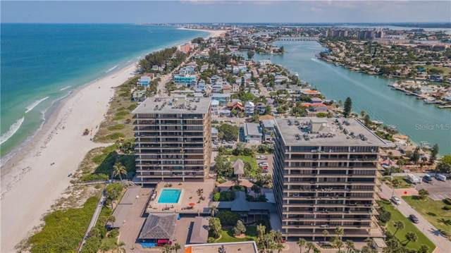 7650 Bayshore Drive #401, Treasure Island, FL 33706 (MLS #U8067200) :: Lockhart & Walseth Team, Realtors