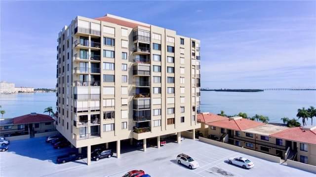 6322 Palma Del Mar Boulevard S #804, St Petersburg, FL 33715 (MLS #U8067228) :: The Duncan Duo Team