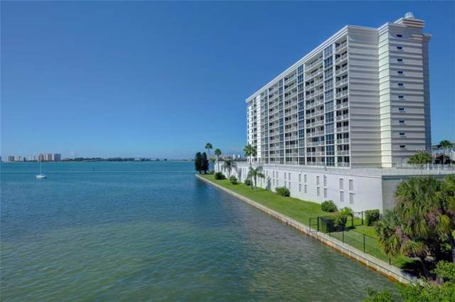 100 Pierce Street #703, Clearwater, FL 33756 (MLS #U8067264) :: Medway Realty