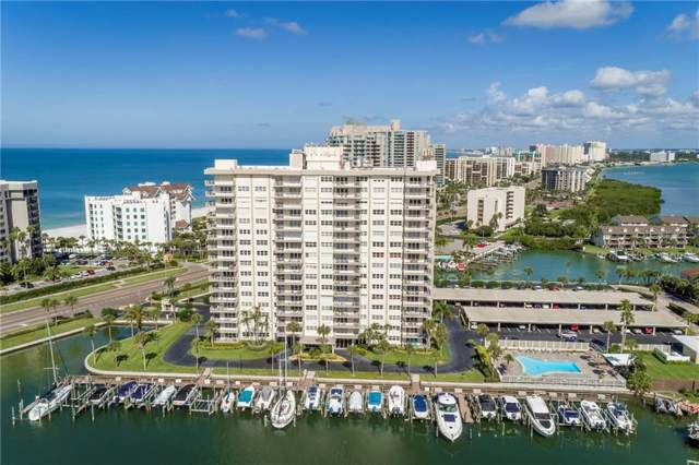 1621 Gulf Boulevard #1405, Clearwater, FL 33767 (MLS #U8067293) :: The Duncan Duo Team