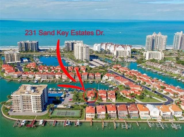 231 Sand Key Estates Drive, Clearwater, FL 33767 (MLS #U8067349) :: Team Suzy Kolaz