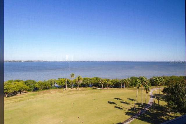 2618 Cove Cay Drive #806, Clearwater, FL 33760 (MLS #U8067356) :: The Duncan Duo Team