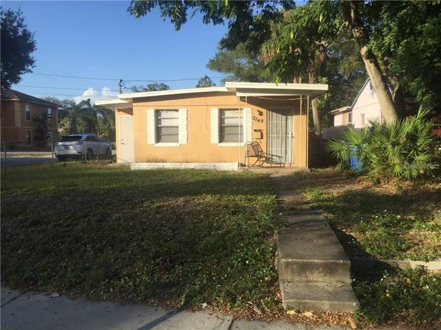 2549 13TH Avenue S, St Petersburg, FL 33712 (MLS #U8067413) :: Team Bohannon Keller Williams, Tampa Properties