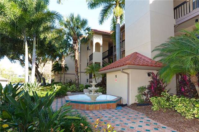 2400 Feather Sound Drive #926, Clearwater, FL 33762 (MLS #U8067447) :: 54 Realty
