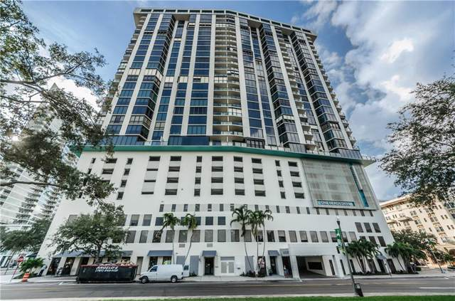 1 Beach Drive SE #811, St Petersburg, FL 33701 (MLS #U8067480) :: Baird Realty Group