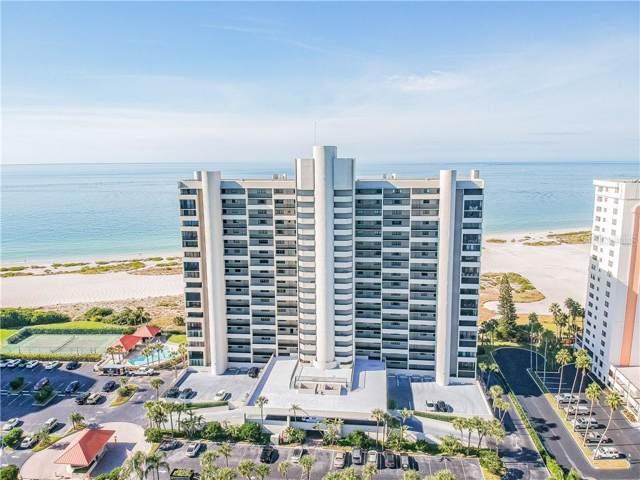 1290 Gulf Boulevard #1701, Clearwater, FL 33767 (MLS #U8067486) :: Team Suzy Kolaz