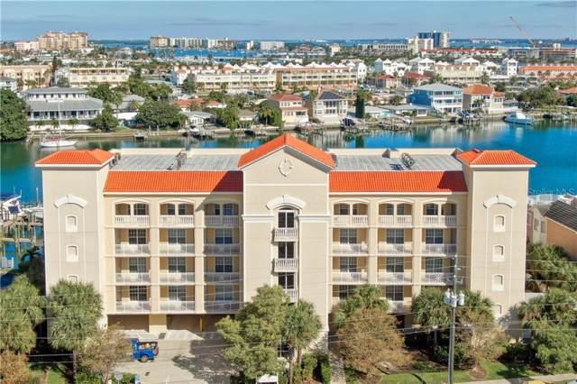 600 Bayway Boulevard #505, Clearwater, FL 33767 (MLS #U8067497) :: Team Bohannon Keller Williams, Tampa Properties