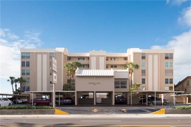 14800 Gulf Boulevard #303, Madeira Beach, FL 33708 (MLS #U8067500) :: Lockhart & Walseth Team, Realtors