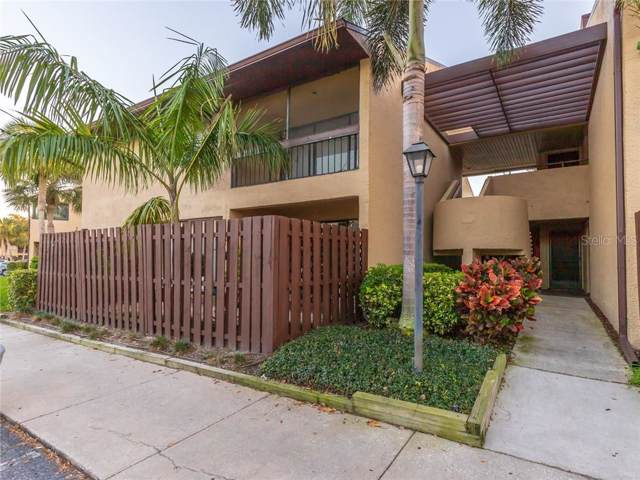 850 Village Lake Terrace N #201, Saint Petersburg, FL 33716 (MLS #U8067532) :: The Duncan Duo Team