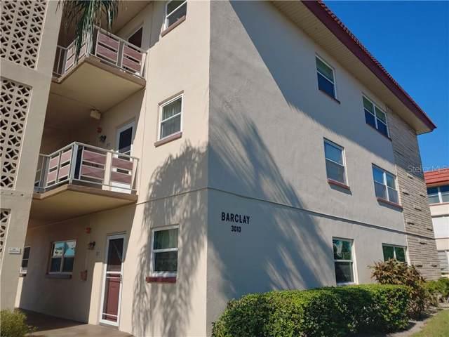 3010 59TH Street S #201, Gulfport, FL 33707 (MLS #U8067535) :: Baird Realty Group