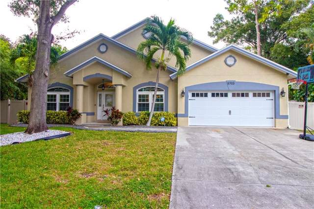 5703 108TH Avenue N, Pinellas Park, FL 33782 (MLS #U8067610) :: Team Bohannon Keller Williams, Tampa Properties