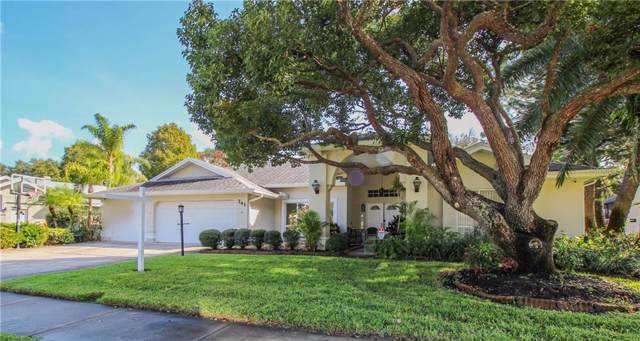 743 Litchfield Lane, Dunedin, FL 34698 (MLS #U8067619) :: Cartwright Realty