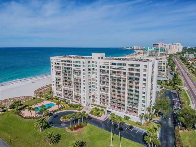 1460 Gulf Boulevard #305, Clearwater, FL 33767 (MLS #U8067703) :: Team Bohannon Keller Williams, Tampa Properties
