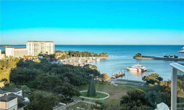 176 4TH Avenue NE #1101, St Petersburg, FL 33701 (MLS #U8067710) :: McConnell and Associates