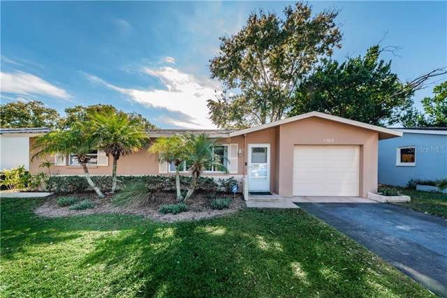 1763 Greenlea Drive, Clearwater, FL 33755 (MLS #U8067734) :: Keller Williams Realty Peace River Partners
