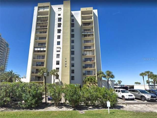 1480 Gulf Boulevard #601, Clearwater, FL 33767 (MLS #U8067735) :: Team Bohannon Keller Williams, Tampa Properties