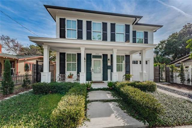 1050 7TH Street S, St Petersburg, FL 33701 (MLS #U8067736) :: Team Bohannon Keller Williams, Tampa Properties