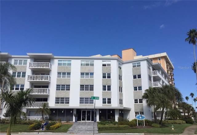 1100 N Shore Drive NE #106, St Petersburg, FL 33701 (MLS #U8067751) :: Team Bohannon Keller Williams, Tampa Properties
