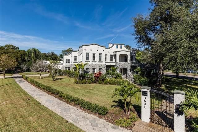 3601 Foster Hill Drive N, St Petersburg, FL 33704 (MLS #U8067752) :: Team Bohannon Keller Williams, Tampa Properties
