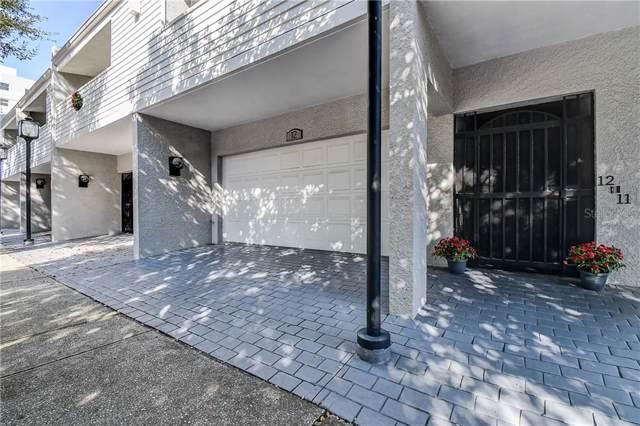 301 2ND Street N #12, St Petersburg, FL 33701 (MLS #U8067830) :: Dalton Wade Real Estate Group
