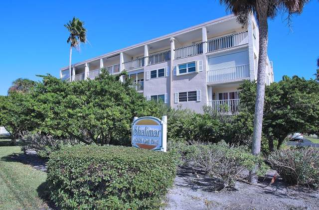 1005 Gulf Boulevard #201, Indian Rocks Beach, FL 33785 (MLS #U8067871) :: Lockhart & Walseth Team, Realtors