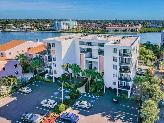 19931 Gulf Boulevard D1, Indian Shores, FL 33785 (MLS #U8067994) :: 54 Realty