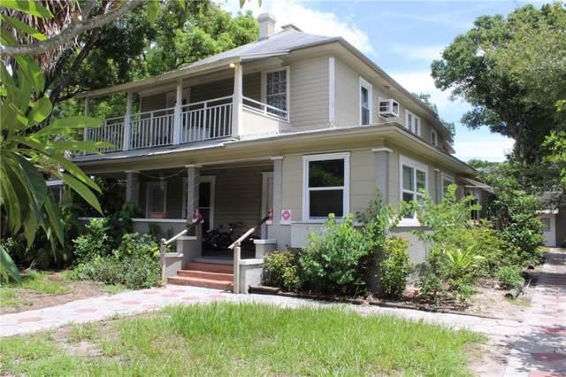 527 8TH Street N, St Petersburg, FL 33701 (MLS #U8067995) :: Team Bohannon Keller Williams, Tampa Properties