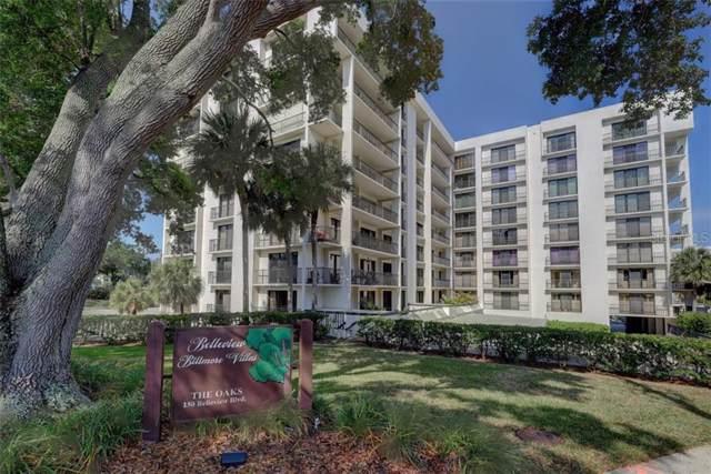 150 Belleview Boulevard #204, Belleair, FL 33756 (MLS #U8068055) :: Pristine Properties