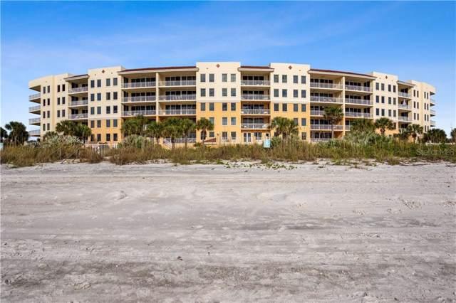 15208 Gulf Boulevard #509, Madeira Beach, FL 33708 (MLS #U8068095) :: Griffin Group