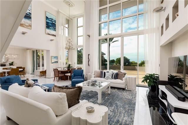 1560 Gulf Boulevard #205, Clearwater Beach, FL 33767 (MLS #U8068100) :: Andrew Cherry & Company
