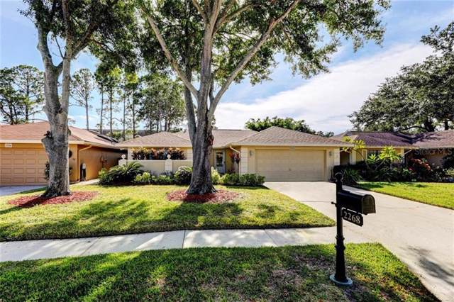 2268 Heron Circle, Clearwater, FL 33762 (MLS #U8068106) :: The A Team of Charles Rutenberg Realty