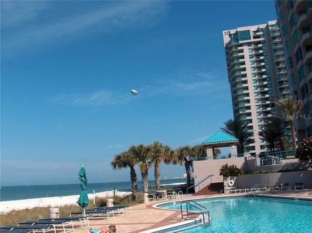 1560 Gulf Boulevard #903, Clearwater, FL 33767 (MLS #U8068208) :: Griffin Group
