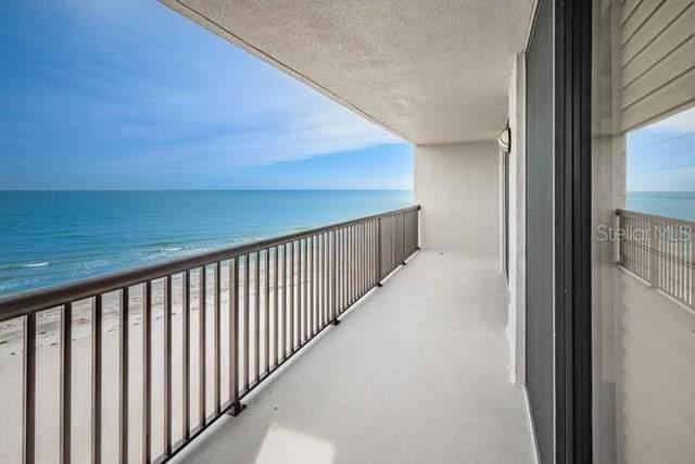 1660 Gulf Boulevard #601, Clearwater, FL 33767 (MLS #U8068214) :: Andrew Cherry & Company