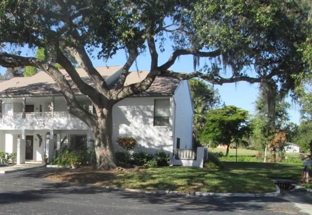 2117 Lakewood Club Drive S 7-O, St Petersburg, FL 33712 (MLS #U8068222) :: The Duncan Duo Team