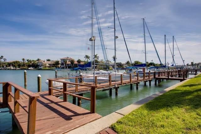 557 Pinellas Bayway S #121, Tierra Verde, FL 33715 (MLS #U8068223) :: Zarghami Group