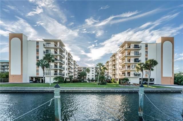 19531 Gulf Boulevard #508, Indian Shores, FL 33785 (MLS #U8068247) :: 54 Realty