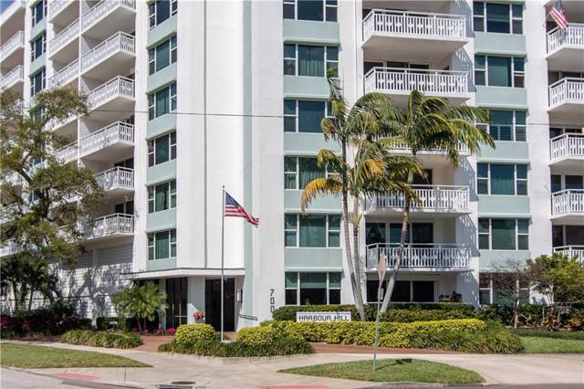 700 Beach Drive NE #103, St Petersburg, FL 33701 (MLS #U8068269) :: Baird Realty Group