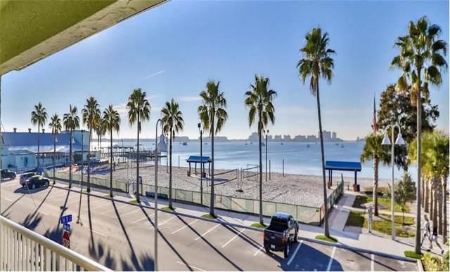 5601 Shore Boulevard S 2D, Gulfport, FL 33707 (MLS #U8068281) :: Baird Realty Group