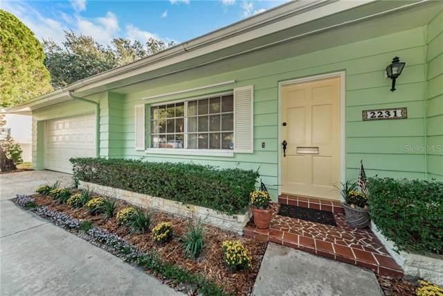 2231 Saint Charles Drive, Clearwater, FL 33764 (MLS #U8068297) :: Team Bohannon Keller Williams, Tampa Properties