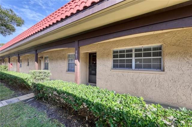 601 N Hercules Avenue #707, Clearwater, FL 33765 (MLS #U8068325) :: Cartwright Realty