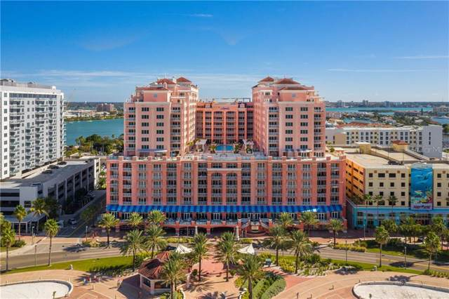 301 S Gulfview Boulevard #402, Clearwater, FL 33767 (MLS #U8068351) :: Cartwright Realty