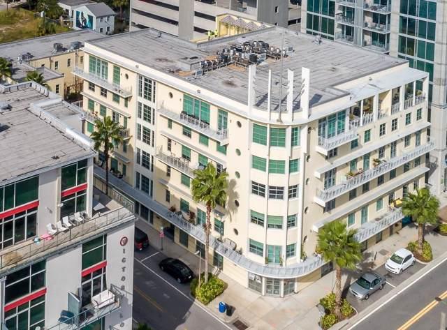 1212 E Whiting Street #207, Tampa, FL 33602 (MLS #U8068381) :: Team Bohannon Keller Williams, Tampa Properties