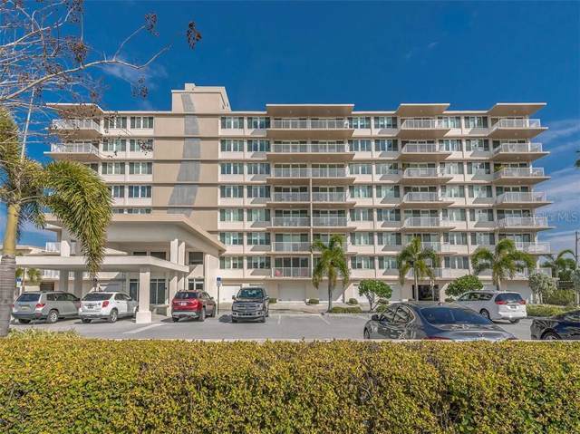 223 Island Way 6H, Clearwater, FL 33767 (MLS #U8068439) :: Andrew Cherry & Company