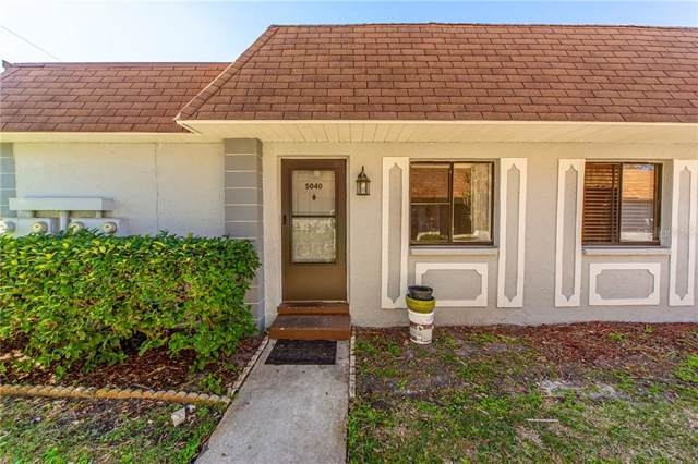 5040 70TH Place N #5040, Pinellas Park, FL 33781 (MLS #U8068548) :: The Figueroa Team