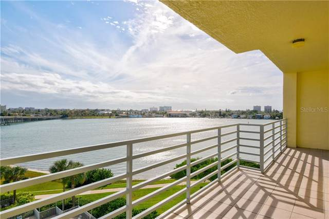 7882 Sailboat Key Boulevard S #501, South Pasadena, FL 33707 (MLS #U8068607) :: GO Realty